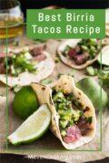 Birria Tacos With Amazing Adobo 1