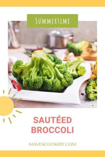 Sauteed Broccoli p4