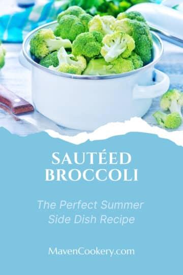 Sauteed Broccoli p5