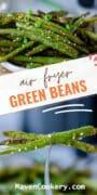 air fried green beans p1