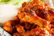 air fryer chicken wings 3x2 focusedonwing