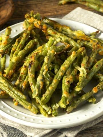 air fryer green beans 12sq