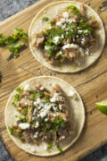 carnitas assembled on board scaled