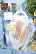 fresh cod fillets seasonings