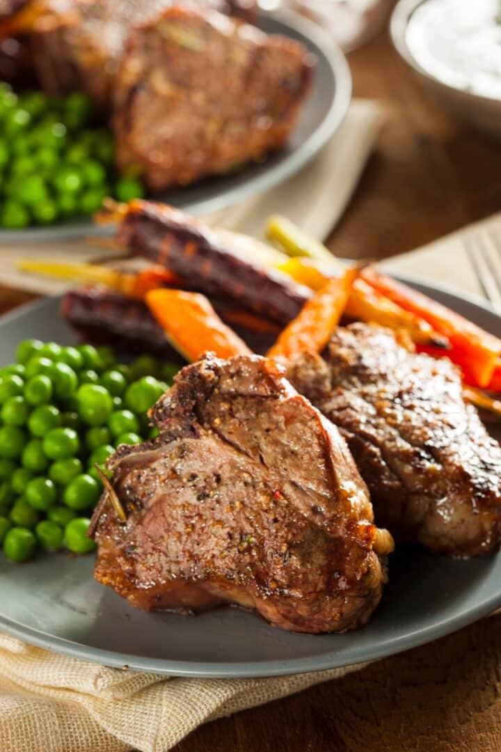 recipe for grilled lamb tenderloin