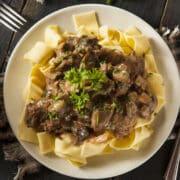 instant pot beef stroganoff top 55