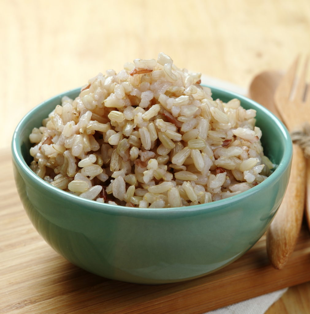 Instant Pot Brown Rice is a super simple and perfected side dish