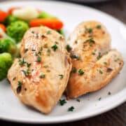 instant pot frozen chicken breasts 12x