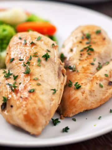 instant pot frozen chicken breasts 12x