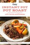 instant pot pot roast 45 p