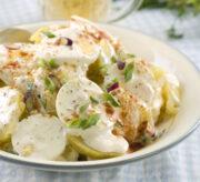 instant pot potato salad picnic