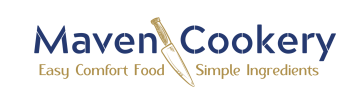 Maven Cookery - Easy Comfort Food Recipes logo