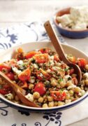 mediterranean chickpea salad scaled scaled scaled