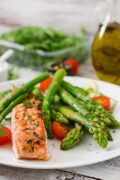 salmon asparagus plated scaled scaled scaled