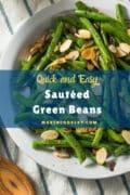 sauteed green beans pin